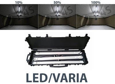 Lampes LED variables