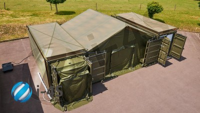 ATELIER DE CAMPAGNE MOBILE DEPLOYABLE ACMD